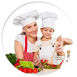 Programa Nutricion Infantil Diquechicos