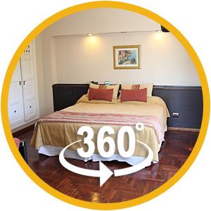 Habitaciones de Diquecito en 360 grados