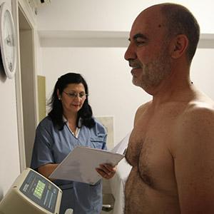 Fotos de Area Médica en Diquecito