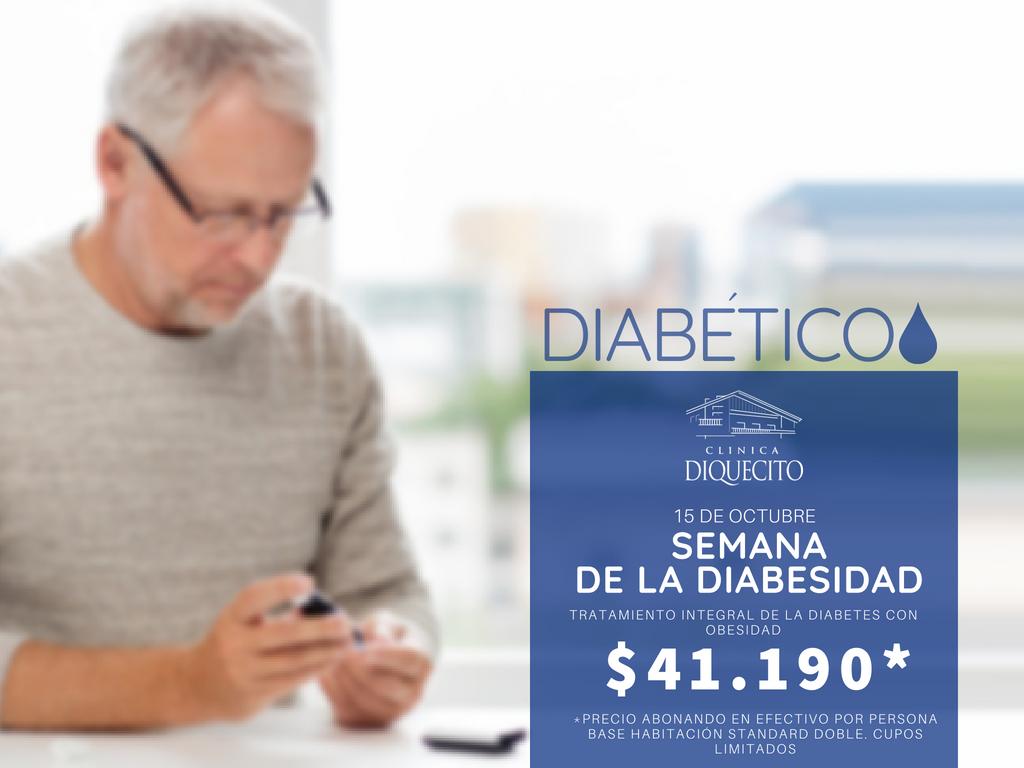 Promo Semana de Diabetes