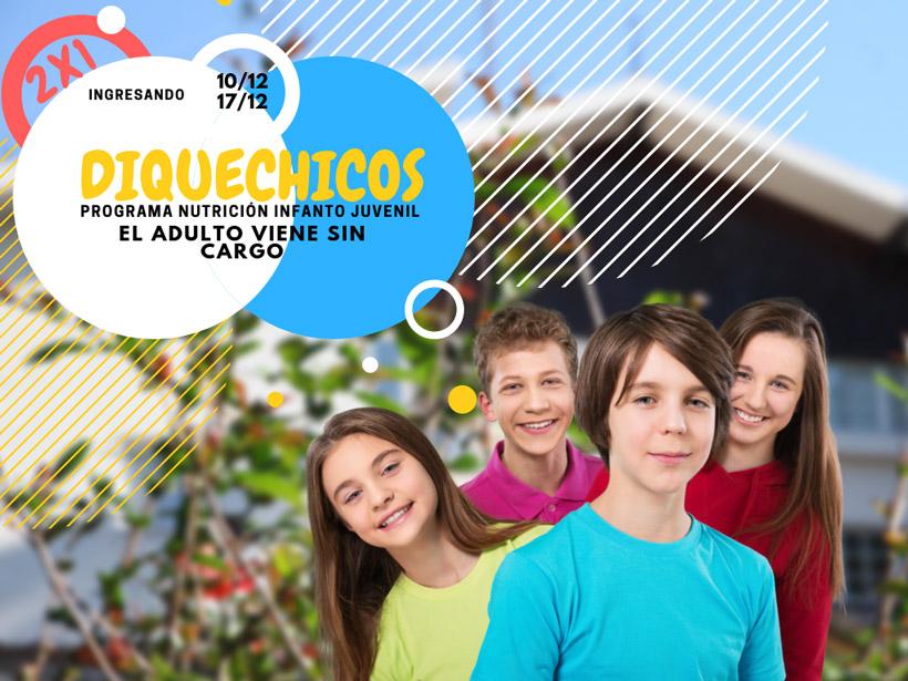 Promo Diquechicos 2x1