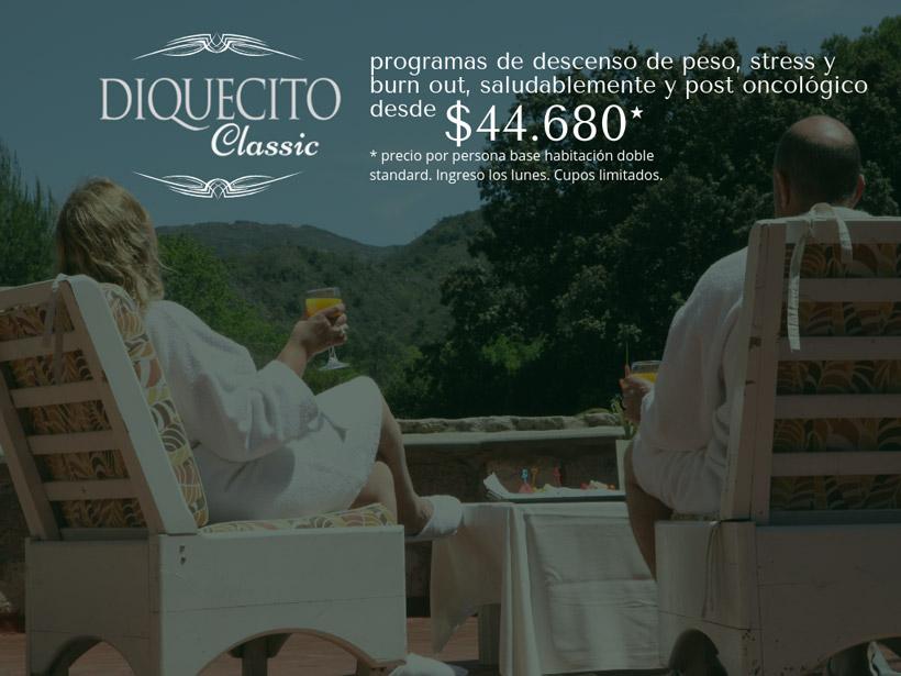Promo Diquecito Classic